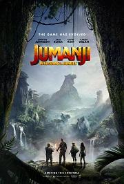 2017-036 Jumanji Welcome to the Jungle